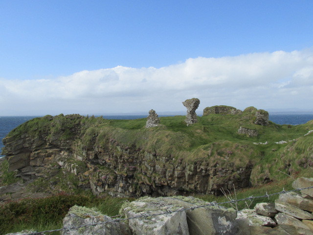 Kilbarron – The Irish Castle by the Sea