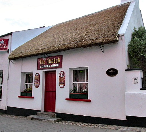 The Thatch Coffee Shop – Belleek Heritage Trail No. 8
