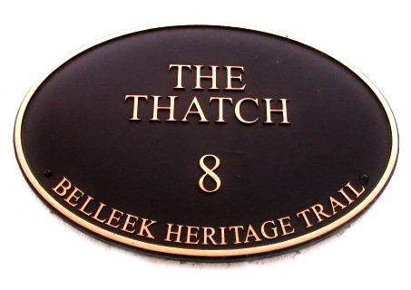 No. 8 Belleek Heritage Trail - The Thatch