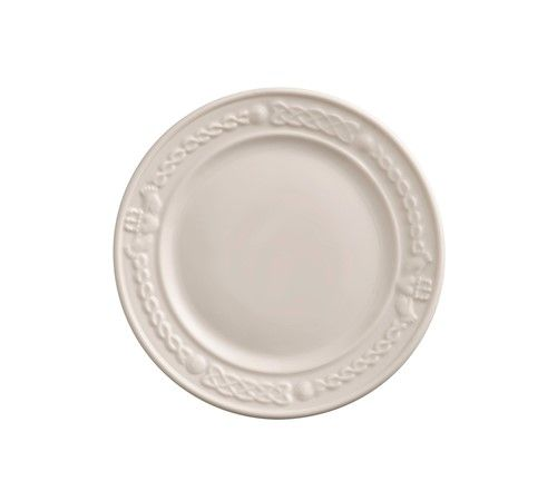 "Belleek Claddagh 5"" Side Plate"