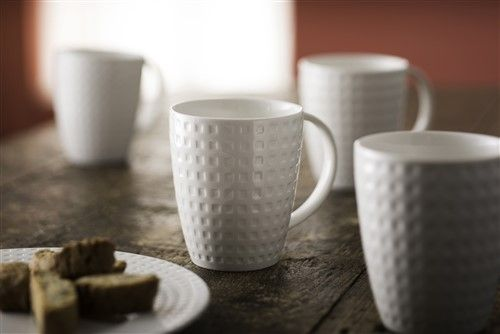 Belleek Living Grafton Mugs (Set of 4)
