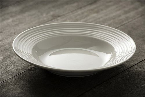 Belleek Living Ripple Pasta Bowl (Set of 4)