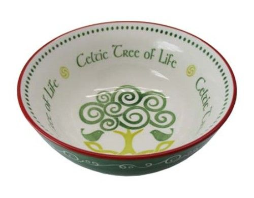 Celtic Tree Of Life Bowl
