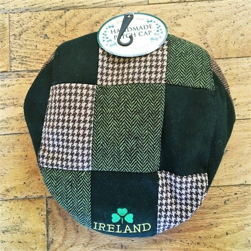 Irish Blessing Tweed Flat Cap