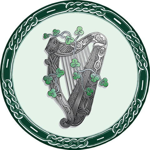 Irish Celtic Dinner Mats